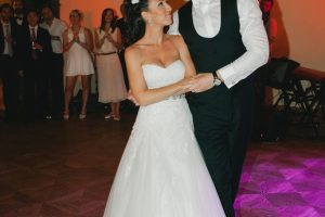 C & A Wedding Dance