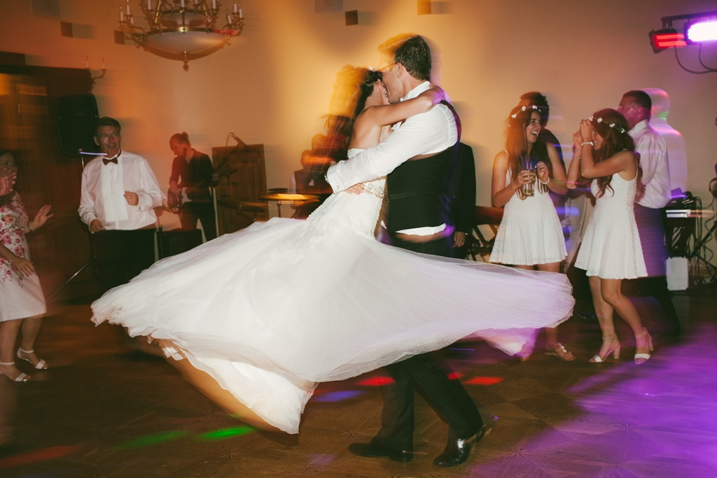 C & A Wedding Dance
